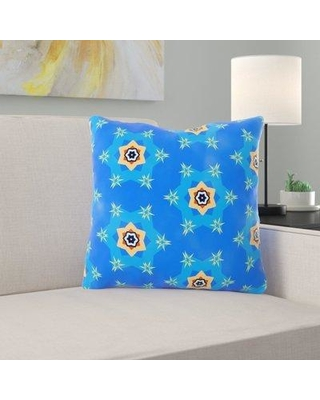 East Urban Home Pattern Throw Pillow W000101333 Location: Indoor
