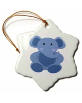 Find Big Savings On Image Of Good Morning Sunshine Cartoon Sun And Clouds Snowflake Holiday Shaped Ornament The Holiday Aisle