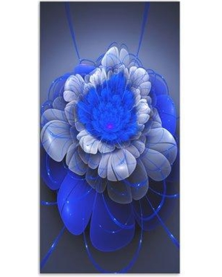 Great Summer Sales On East Urban Home Floral Blue Lotus Space
