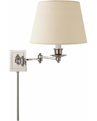 Visual Comfort and Co. Studio Vc Swing Arm Sconce Wall Swing Lamp - S 2000PN-L
