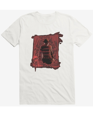 A Nightmare On Elm Street Freddy Kreuger T-Shirt