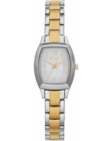 Relic by Fossil Women's Everly Two Tone Stainless Steel Watch - ZR34501, Size: Small
