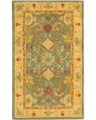 Safavieh Anatolia Light Blue/Ivory 3 ft. x 5 ft. Area Rug