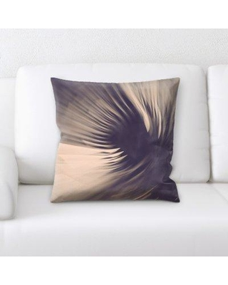 East Urban Home Blurred Out Throw Pillow BI123988
