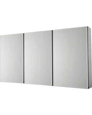 Pegasus 36 In X 31 Recessed Or Surface Mount Tri View