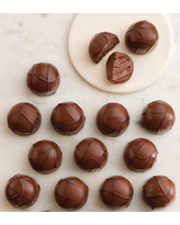 Milk Chocolate Truffles, 50-Count by Harry & David