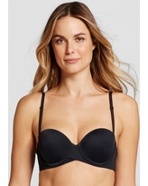Maidenform Self Expressions Women's Stay Put Detachable Bra SE6990 Black 34B