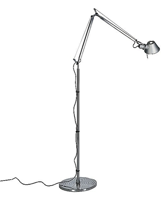 Tolomeo Classic LED Floor Lamp by Artemide