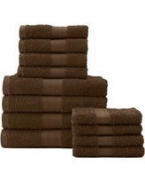 The Big One® 12-pc. Bath Towel Value Pack, Brown
