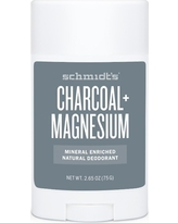 Schmidt's Charcoal and Magnesium Natural Deodorant - 2.65oz, Multi-Colored