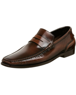 To Boot New York Men's Vaughn Penny-Loafer,Spazz. Cacao,10.5 M
