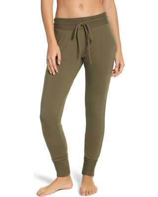 Women's Free People Fp Movement Sunny Skinny Sweatpants, Size X-Small - Green