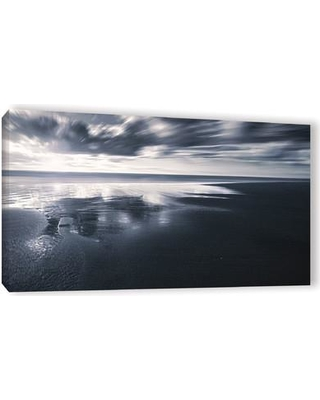"Latitude Run Have A Crisp Reflection Photographic Print on Wrapped Canvas LTRN7169 Size: 12"" H x 24"" W x 2"" D"