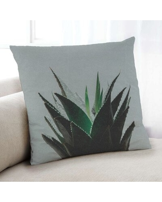 Plants Leaves 107 Throw Pillow Floral Throw Pillow