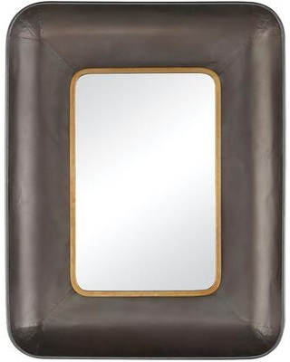 """Adler Collection 916472 28"""" x 38"""" Wall Mirror in"""