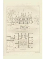 New Savings On Buyenlarge Tudor Mansion Henry Viii Style By Richard Brown Graphic Art Print In Brown White Black Size 36 H X 24 W X 1 5 D Wayfair