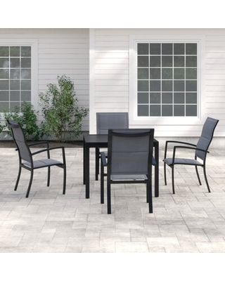 Ashwell 5 Piece Dining Set Sol 72 Outdoor™