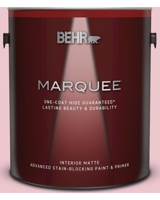 BEHR MARQUEE 1 gal. #M140-2 Funny Face Matte Interior Paint & Primer