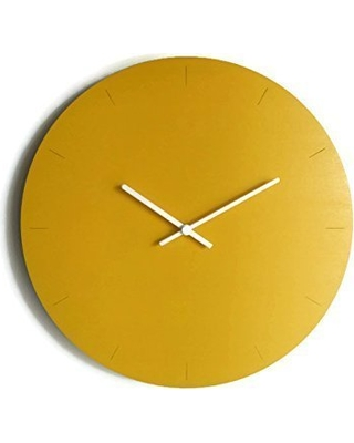Spectacular Sales For 16 Minimalist Big Wooden Quiet Wall Clock For