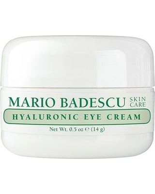 Mario Badescu Hyaluronic Eye Cream, Size 0.5 oz