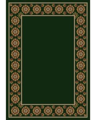 "Winston Porter Kelesia Olive Kabul Area Rug W000619312 Rug Size: Rectangle 3'10"" x 5'4"""