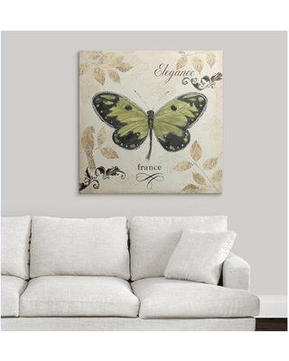"""Great Big Canvas 'Nature's Gem IV' by Emily Adams Graphic Art Print 2174656_1 Size: 35"""" H x 35"""" W x 1.5"""" D Format: Canvas"""