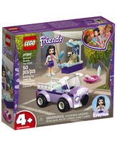 LEGO Friends - Emma's Mobile Vet Clinic - Building & Construction for Ages 5 to 10 - Fat Brain Toys