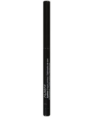 Almay Eyeliner Pencil, Hypoallergenic, Cruelty Free, Oil Free, Fragrance Free, Opthamologist Tested, Long Wearing and Water Resistant, Black Pearl