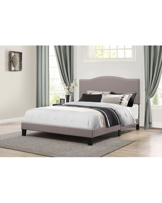 Hillsdale Kiley Bed in One - Full - Stone Fabric