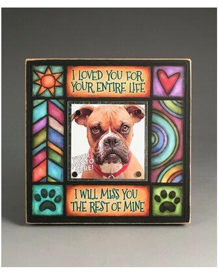 August Grove Grenada Loved You Entire Life Small Picture Frame W001072448