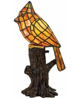 """Quoizel Cardinal 12 1/2"""" High Bronze Accent Table Lamp"""