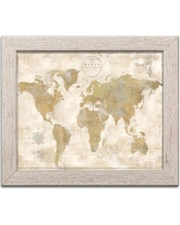 Dont miss this deal on winston porter lovely rustic world map 2 winston porter lovely rustic world map 2 piece graphic art print set bf080596 size gumiabroncs Image collections