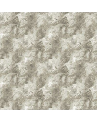 """York Wallcoverings Candice Olson Decadence Dreamscape 9' x 108"""" 6 Piece Wallpaper Panel Set CD40 Color: Gray/Pearl"""