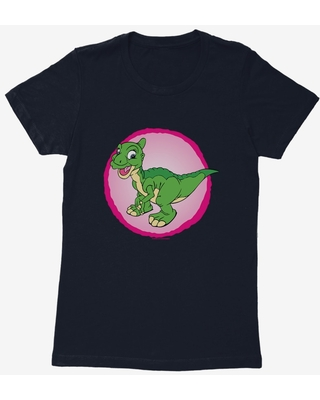 The Land Before Time Ducky Character Womens T-Shirt