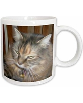 New Bargains On Winston Porter Fusco Maine Coon Coffee Mug X111918523