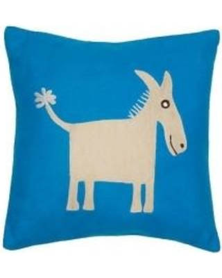 Amity Home Donkey Wool Throw Pillow SG101