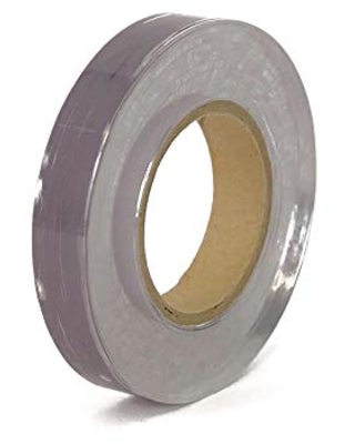 """Hugo's Amazing Tape - 50 ft Roll x 1/2"""" Wide Reusable Double Sided Non-Stick Adhesive"""