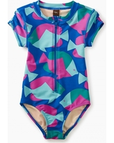 Tea Collection Rash Guard One-Piece