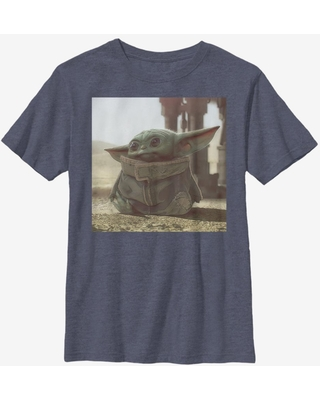 Star Wars The Mandalorian The Child Photoreal Youth T-Shirt