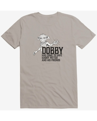 Harry Potter Dobby To The Rescue Bold T-Shirt