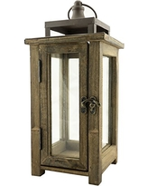 Spectacular Deal on Stonebriar 12.5 Inch Rustic Wooden Candle ...
