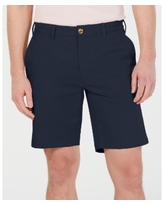 """Club Room Men's Regular-Fit 9"""" 4-Way Stretch Shorts, Created for Macy's - Basic Navy"""