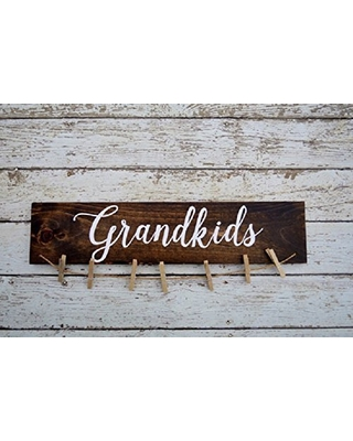 Slash Prices on Grandkids Sign Picture Holder, Grandkids Make Life ...