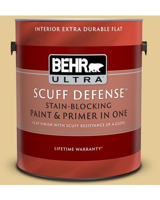 Special Prices On Behr Ultra 1 Gal M320 4 Abstract Extra Durable Flat Interior Paint Primer