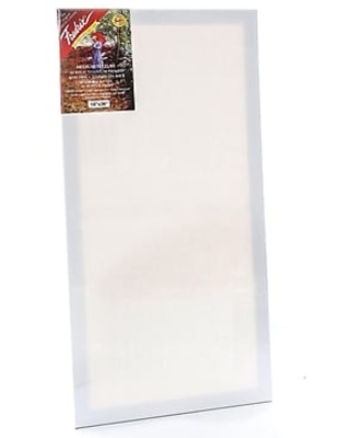 Fredrix Red Label Stretched Cotton Canvas 18 in. x 36 in. each,Size: med