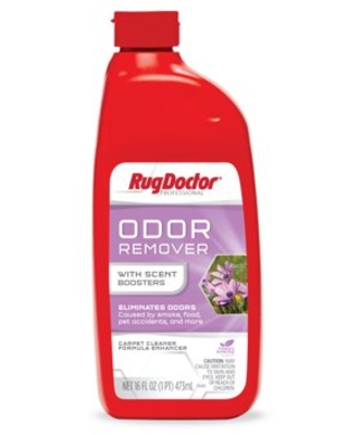 Rug Doctor Professional Odor Remover With Scent Boosters, 16 oz.