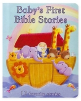 """""""Baby's First Bible Stories"""" Board Book"""