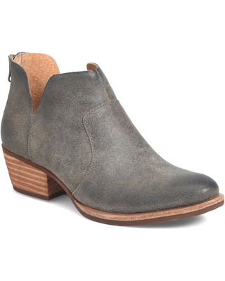 Kork-Ease(R) Skye Bootie, Size 9.5 in Taupe Distressed at Nordstrom