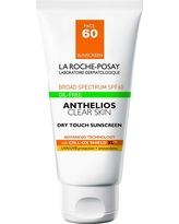 La Roche-Posay Anthelios Clear Skin Oil Free Dry Touch Sunscreen Lotion - Spf 60 - 1.7oz