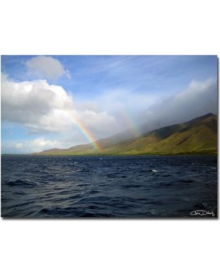 Bloomsbury Market 'Over the Rainbow' Framed Photographic Print on Wrapped Canvas BLMS6869